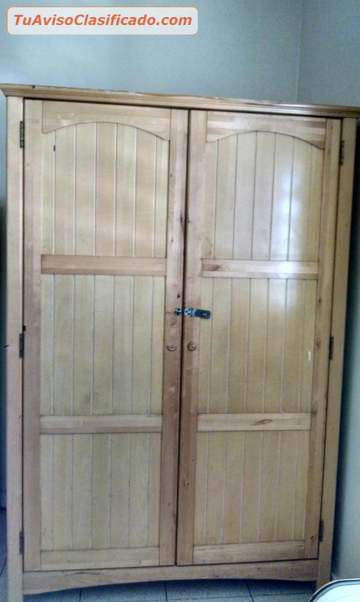 Para Vender Juego De Cuarto Y Muebles Lavadora Almario Madera  # Muebles Madera Puerto Rico